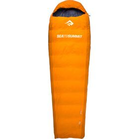 Sea to Summit Trek TkII Sleeping Bag Regular Orange